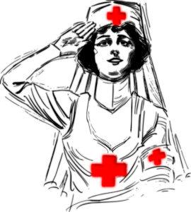 Medicine's First Responders: The Unselfish Dedication of Nurses by olaf kroneman
